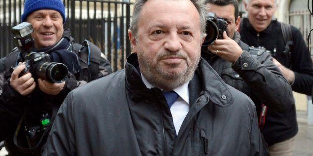 Jean-Noël Guérini chez les gendarmes pour être entendu en garde à
