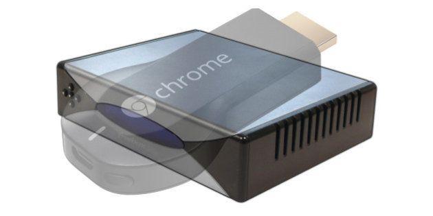 Avec Google Chromecast, la box Internet, c'est bientôt