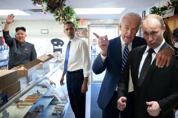 Cette photo de Joe Biden vaut le