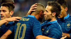 La France écrase l'Australie dans le match amical le plus