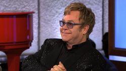 Quand Elton John parle