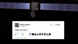 Clap de fin pour Philae: on a refait son journal de