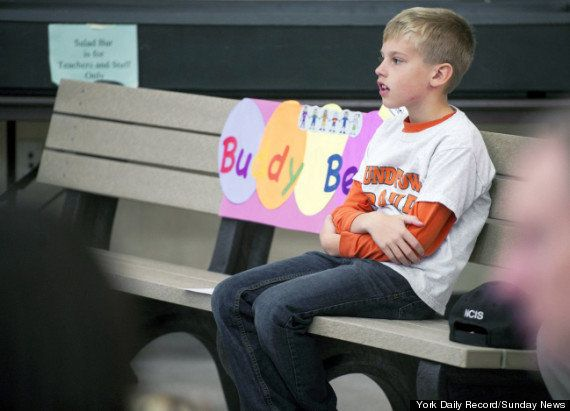 Solitude à l'école: un enfant américain crée un