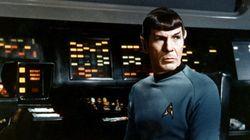 Leonard Nimoy, l'acteur qui interprétait Spock, est