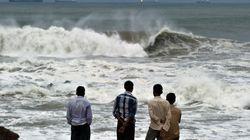 Alerte rouge en Inde avant l'arrivée d'un cyclone