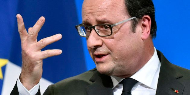 François Hollande théorise sa