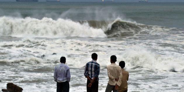 Cyclone Phailin: alerte rouge dans l'est de