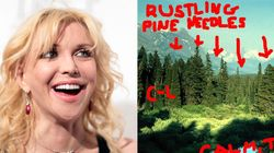 La découverte de Courtney Love sur le vol MH370