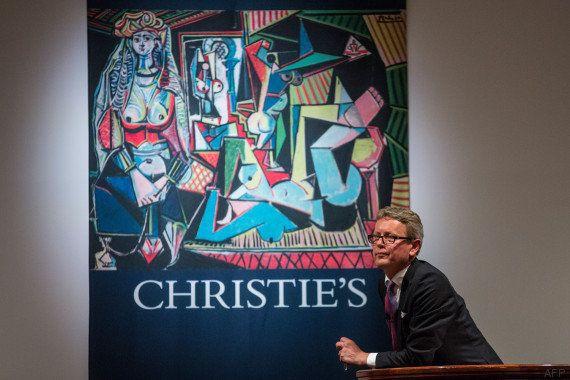 Un Picasso vendu aux enchères plus de 179 millions de dollars, un record