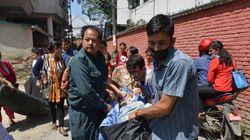 Un nouveau séisme au Népal de magnitude 7,4 est ressenti jusqu'en
