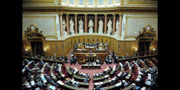 Sénat: Marine Le Pen veut sa suppression après l'affaire Dassault, bronca chez les sénateurs de
