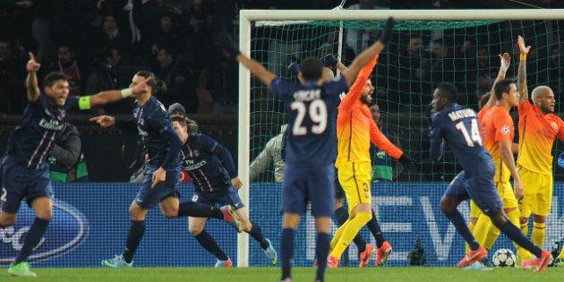 PSG-Barcelone: revivez le match avec le meilleur (et le pire) du web français et
