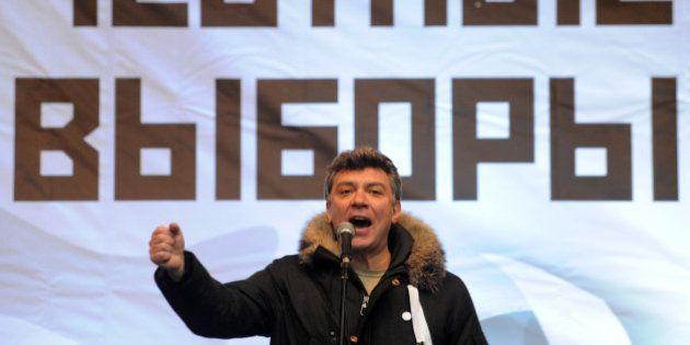 Qui était Boris Nemtsov, l'opposant russe abattu par balles à côté du