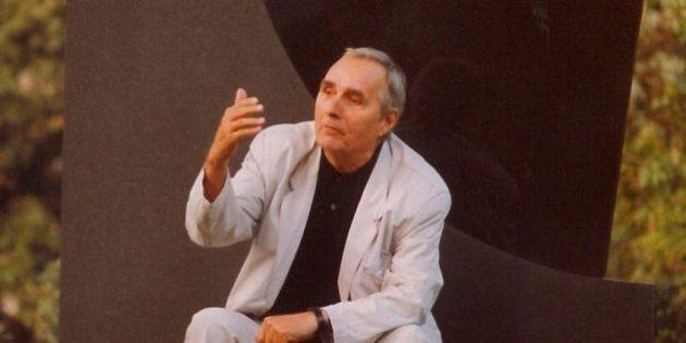 Gottfried Honegger, pilier de l'art concret, est mort à 98
