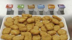 Vous voulez vraiment savoir comment sont faits les nuggets de