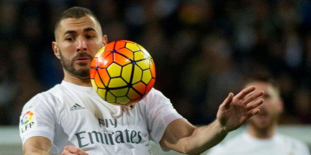 Karim Benzema entendu comme témoin dans le cadre d'une affaire de blanchiment en bande