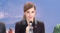 Emma Watson a donné un nouveau discours