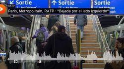 Accro au métro? Tous les sons de la RATP sont en