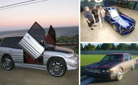 Pimp My Ride: voilà ce qui est vraiment arrivé aux voitures de l'émission de MTV avec