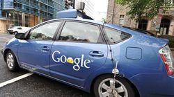Les Google Cars ont déjà eu 11 accidents... mais ne sont jamais