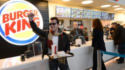 Burger King ouvrira 25 restaurants en France en