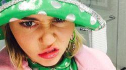 Pourquoi cette photo de Miley Cyrus intrigue les réseaux