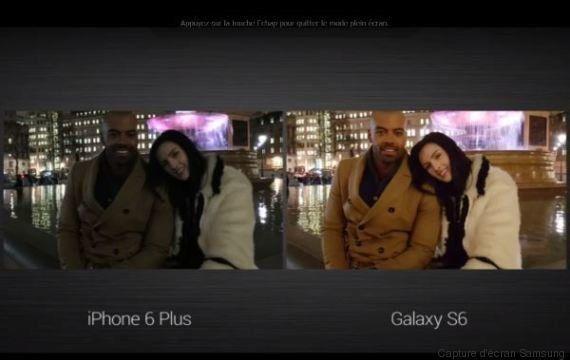 Samsung se paye Apple lors de la présentation du Galaxy