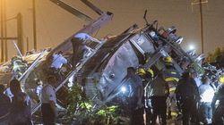 Un impressionnant accident de train aux États-Unis fait 5