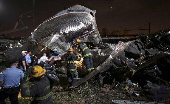Un accident de train à Philadelphie aux États-Unis fait au moins sept