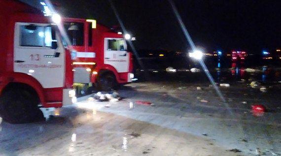 Le crash d'un Boeing de Flydubai fait 62 morts dans la sud de la