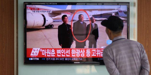 Corée du Nord : Kim Jong-Un fait exécuter son ministre de la Défense au canon