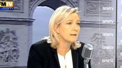 Marine Le Pen sur la torture: