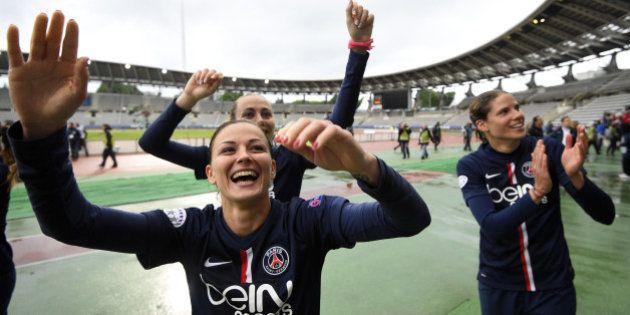 Finale ligue des champions de foot féminin: Une prime pour le PSG d'à peine 5000 euros en cas de