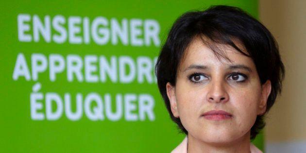 Réforme du collège: Najat Vallaud-Belkacem demande au Conseil supérieur des programmes de plancher sur...