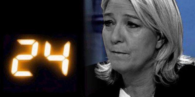 VIDÉO. Marine Le Pen sur la torture: a-t-elle trop regardé 24 heures chrono