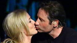 Le bécot de Mulder à