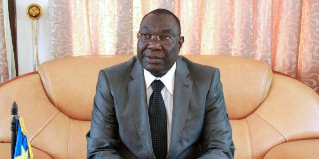 Centrafrique: le président Michel Djotodia et son Premier ministre Nicolas Tiangaye ont