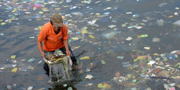 En 2050, il y aura plus de plastique que de poissons dans l'océan, selon le Forum de