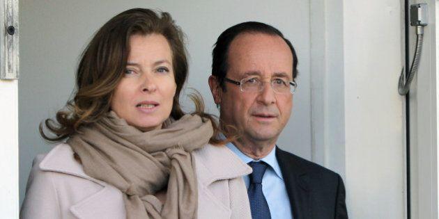 Liaison Hollande-Gayet: un député UMP réclame sa démission, Valérie Trierweiler prise pour