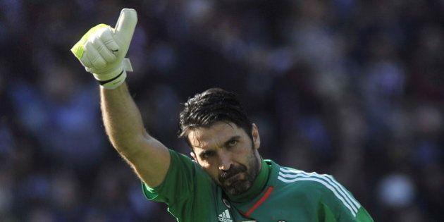 Gianluigi Buffon bat un record d'invincibilité avec 973 minutes sans encaisser de
