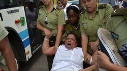 Des dizaines de dissidents cubains arrêtés juste avant la visite