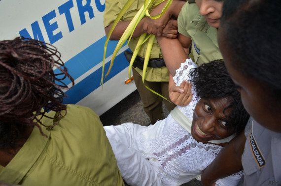 PHOTOS. Cuba : des dizaines de dissidents arrêtés juste avant la visite de Barack