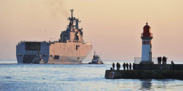 Vente de Mistral: la Russie met en garde la France sur une éventuelle annulation du