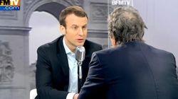Pour Macron, démissionner serait