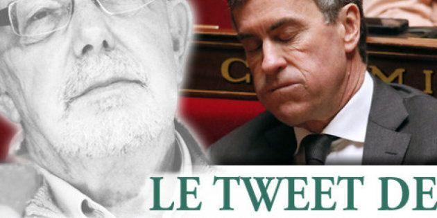 Le tweet de Jean-François Kahn - Cahuzac, la bombe à