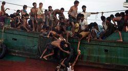 Bateaux refoulés, passeurs arrêtés... l'Asie-Pacifique emploie la manière forte face aux