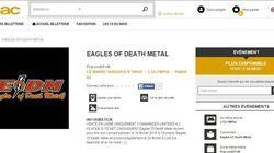 Le concert des Eagles of Death Metal à l'Olympia complet en 30