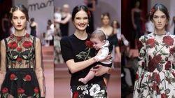 Dolce & Gabbana réinvente la mamma