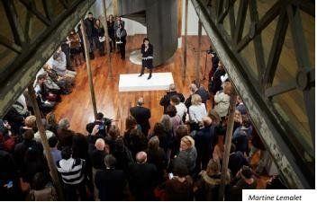 La cérémonie du Prix du Témoignage parrainée par Guillaume Gallienne - les éditions Le