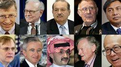 Les 20 plus riches du monde